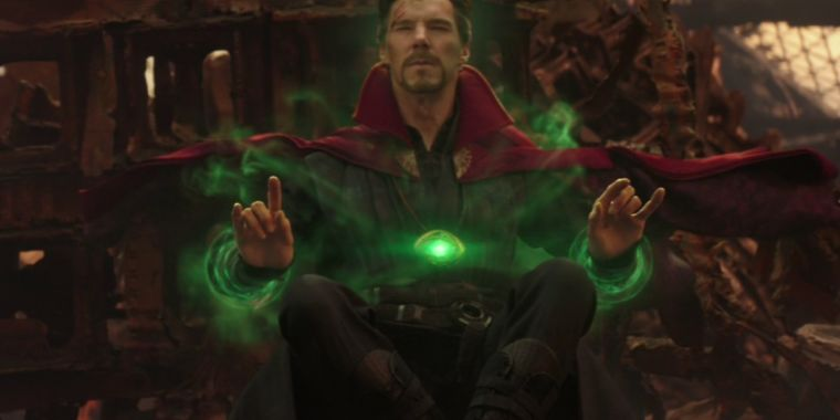 Not dusted for good? There's a sequel in the works for Doctor Strange - Ars Technica
