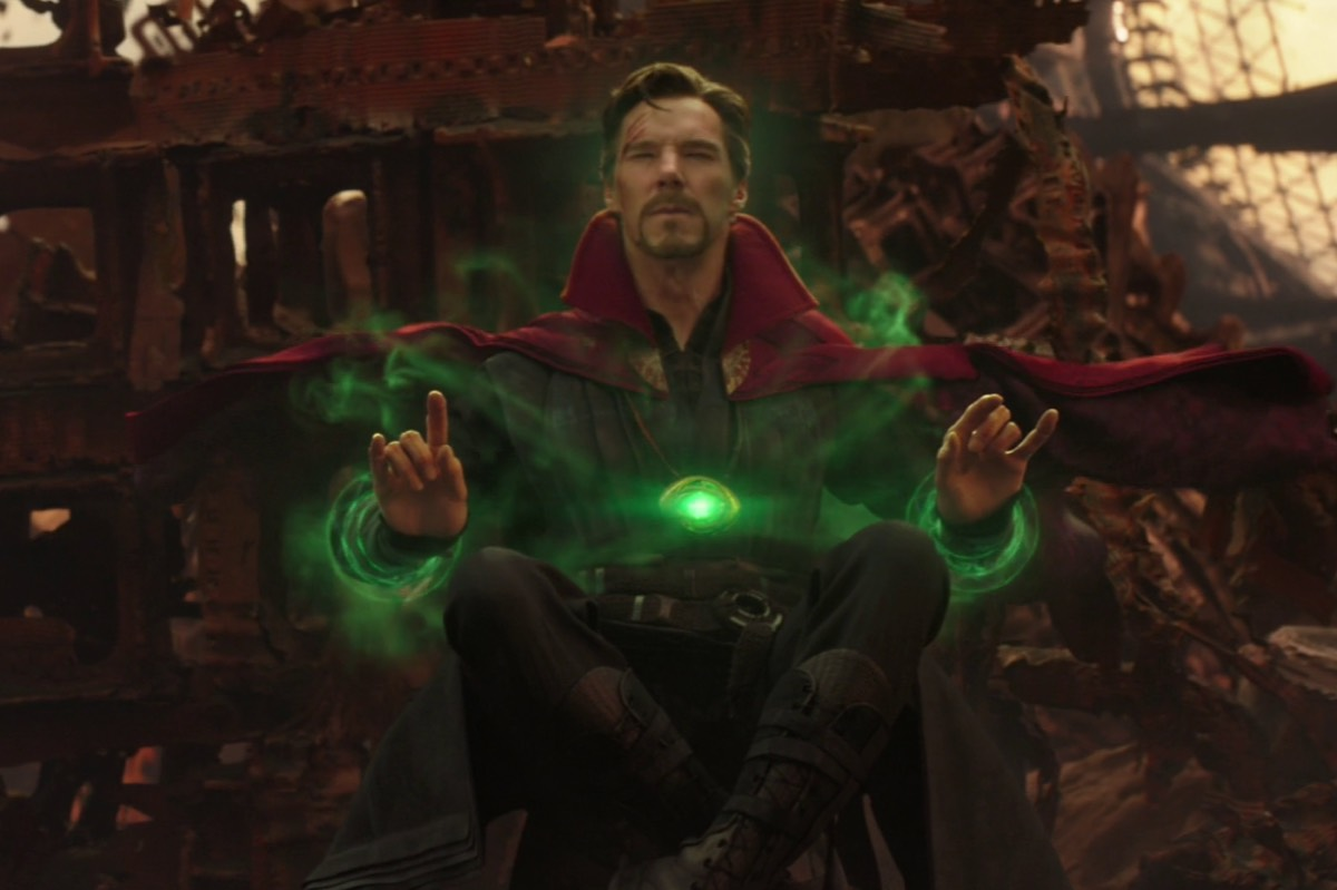 Pictures Of Doctor Strange: Not Dusted For Good? There's A Sequel In The Works For