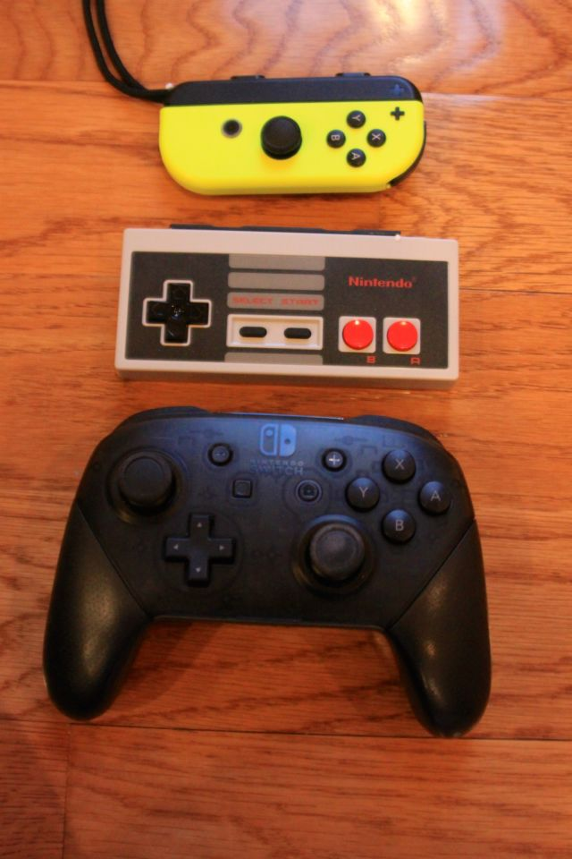 Hands-on: Switch's NES controllers offer unmatched old