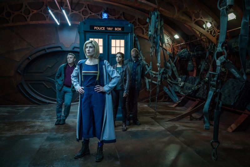 The Doctor (Jodie Whittaker) and her new companions face a familiar foe in the season finale of <em>Doctor Who</em>.