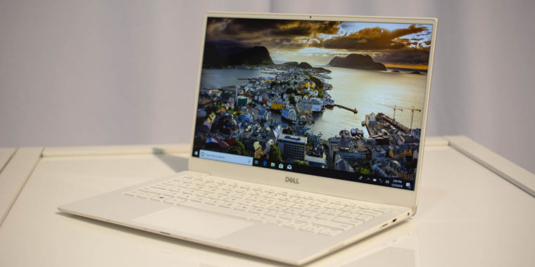 Dell Finally Nixes the Up-nose Webcam in the New Dell XPS 13