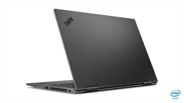 Next-generation ThinkPad X1: More carbon fiber for one