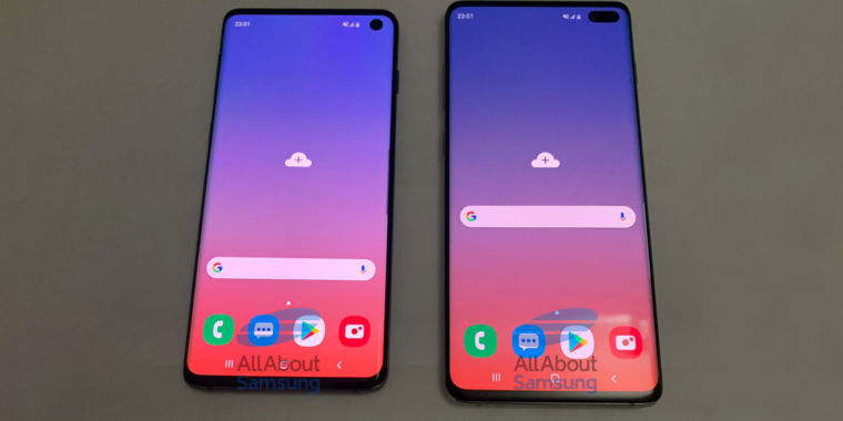 Samsung Galaxy S10 Gets Photographed in Real Life, Looks Just like You Imagined