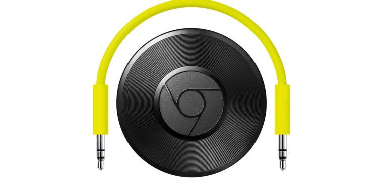 photo image Google kills the Chromecast Audio