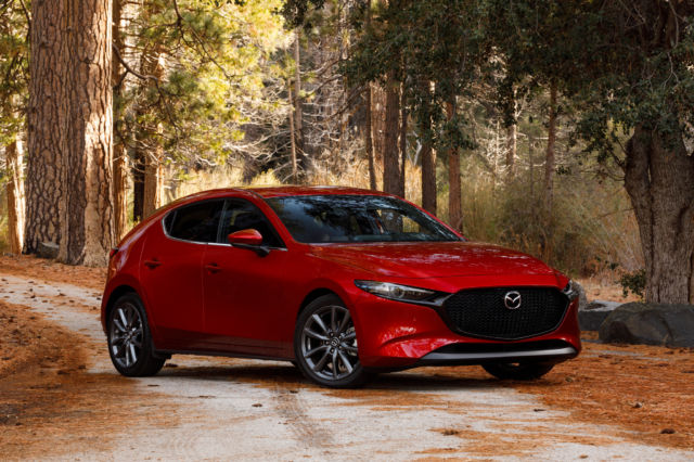 The all-new 2019 Mazda 3 punches far above its weight for under
