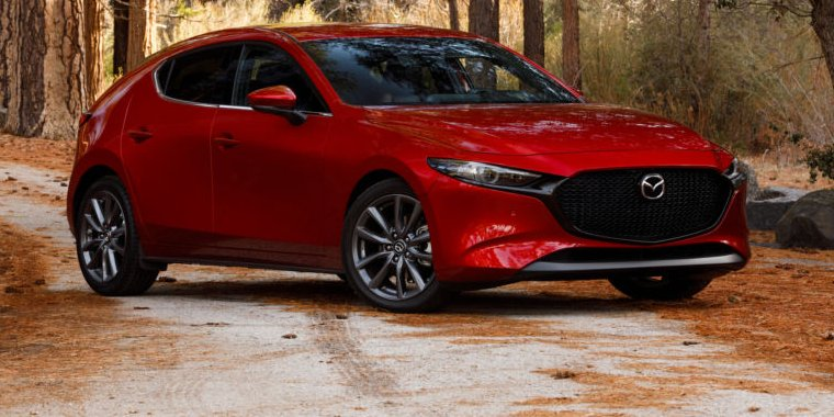 The all-new 2019 Mazda 3 punches far above its weight for ...