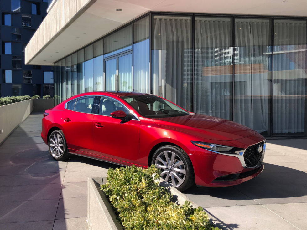 The Mazda 3 is the World Design Car of 2020.