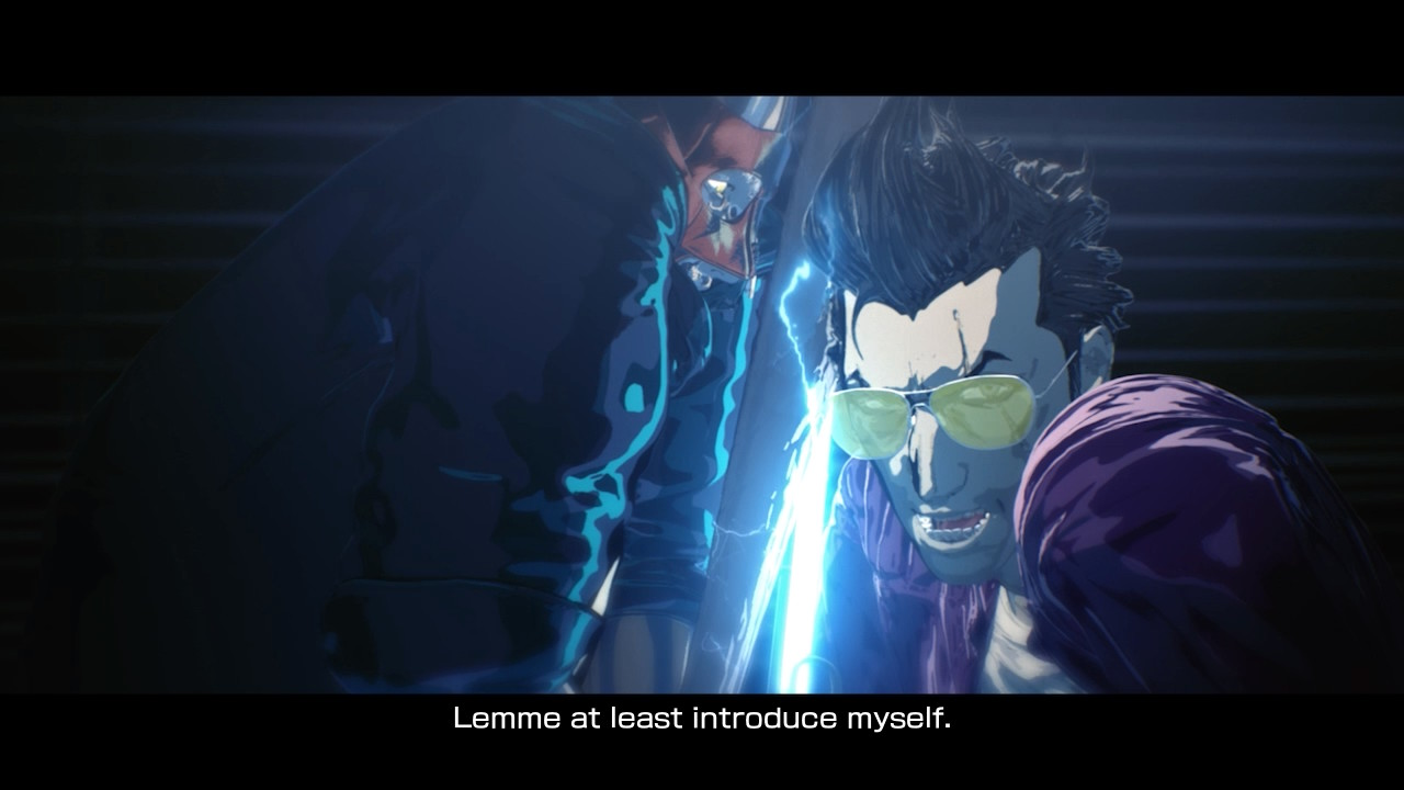 Travis Strikes Again review: Switch may already have its