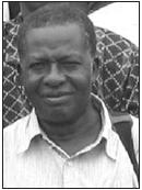 Dr. Conteh, photographed by Frederique Jacquerioz.