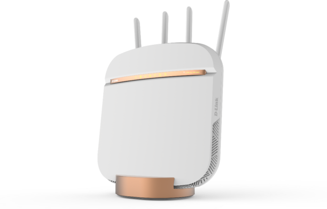 D-Link's 5G router.