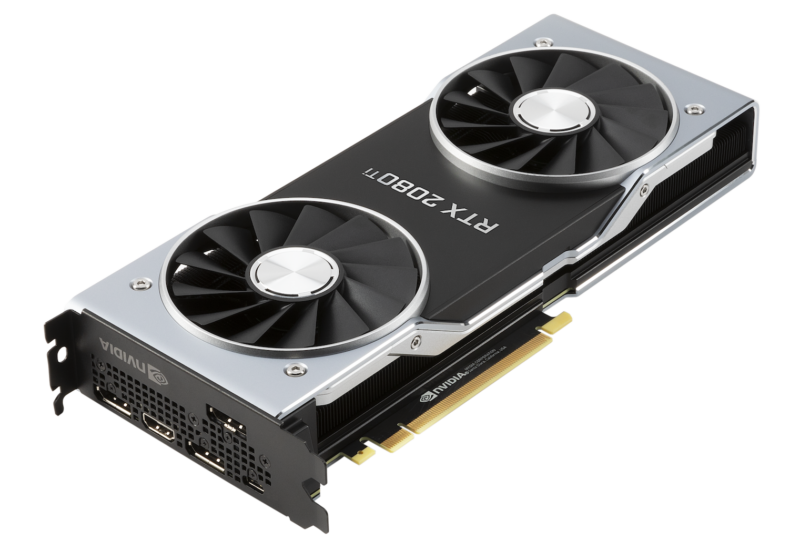 Nvidia's RTX 2080Ti launched in September 2018 at an MSRP of $1,199. Nvidia's latest financial estimates indicate that this thing didn't exactly fly off of store shelves.