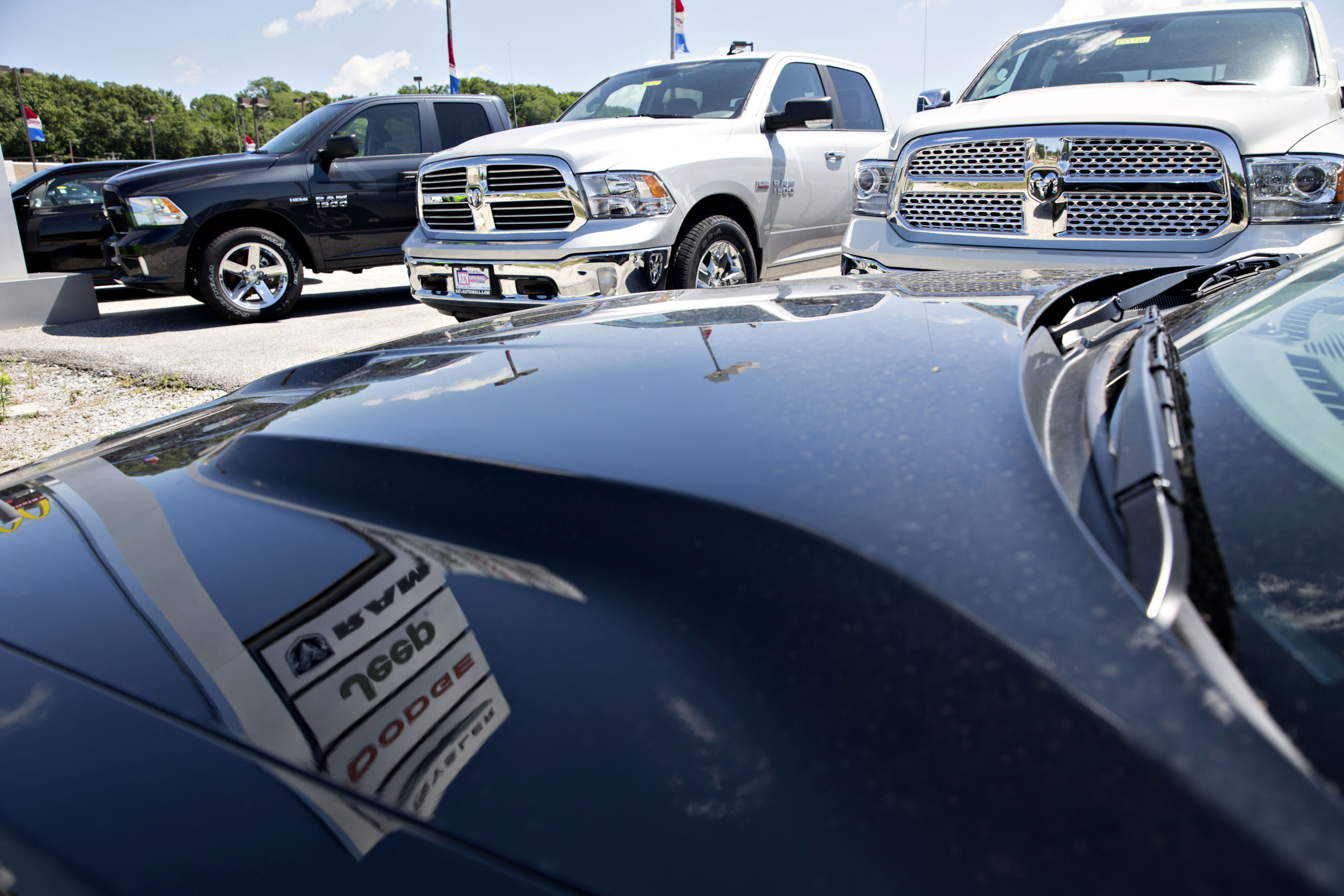 Fiat Chrysler Settles In Lawsuit Over Sel Emissions Cheating
