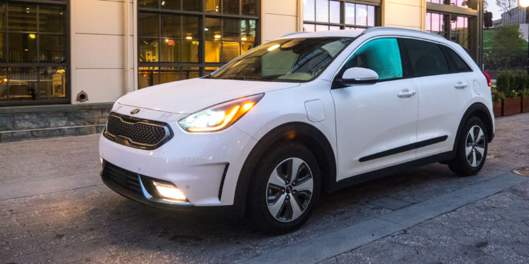 the kia niro phev is a perfect plug in for urban life. Black Bedroom Furniture Sets. Home Design Ideas