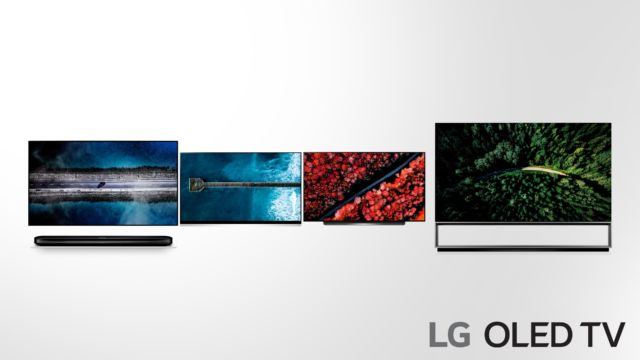 LG's new OLED TVs: True 4K/120Hz, variable refresh rates