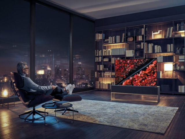 LG's latest, greatest OLED TVs will start shipping in April | Ars