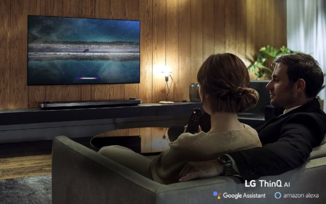 LG's latest, greatest OLED TVs will start shipping in April   Ars