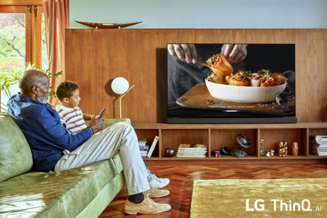 LG's new OLED TVs: True 4K/120Hz, variable refresh rates, HDMI 2 1