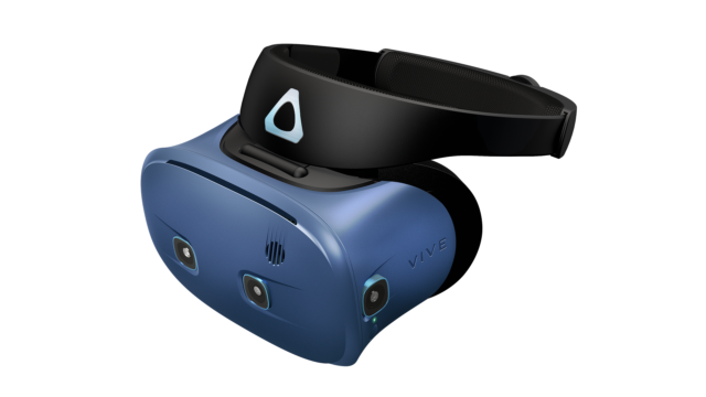 HTC's newest VR headsets: Vive Pro Eye for PC, Vive Cosmos