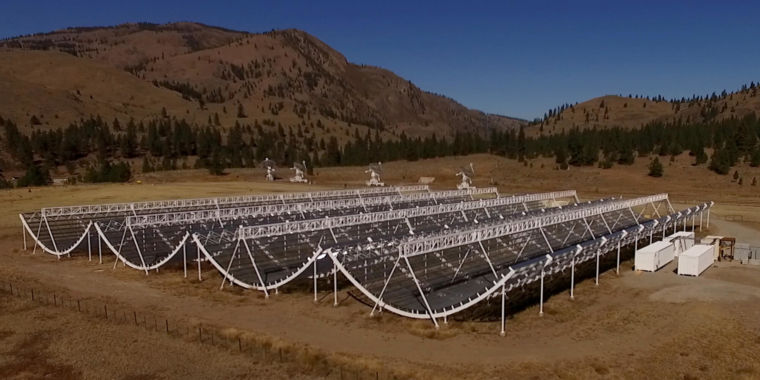 New Canadian Telescope Spots a Second Repeating Fast Radio Burst