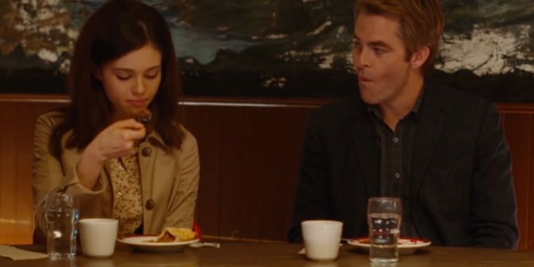 Chris Pine shines bright in TNT's new crime/noir drama I Am the Night - Ars Technica thumbnail