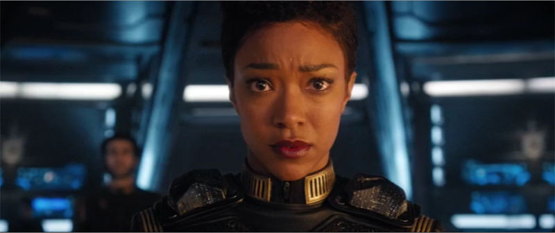 Michael Burnham is all of us.