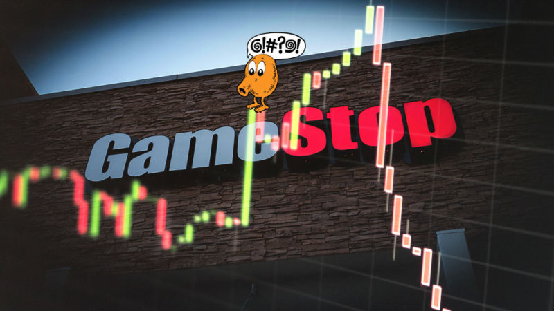 Game Retailer GameStop Says It Cant Sell Itself Sees Stock Dive 27