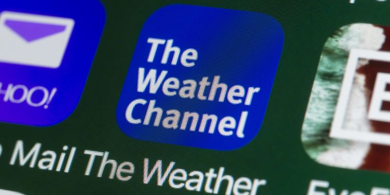 Lawsuit: Weather Channel illegally shared user location data with advertisers