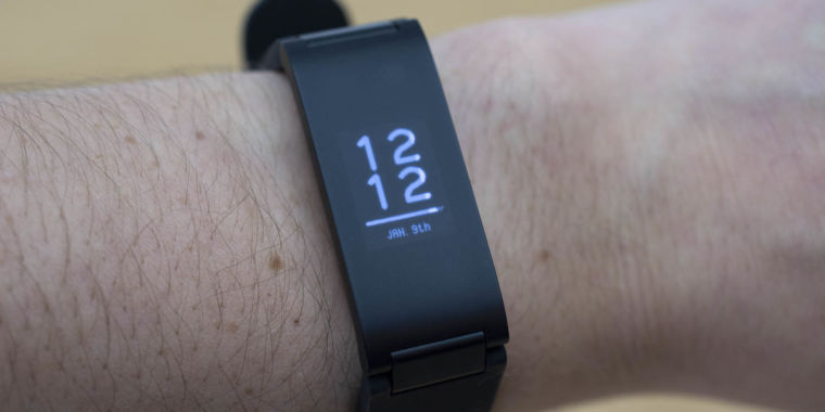 Withings Pulse HR review: A longer-lasting competitor to Fitbit's