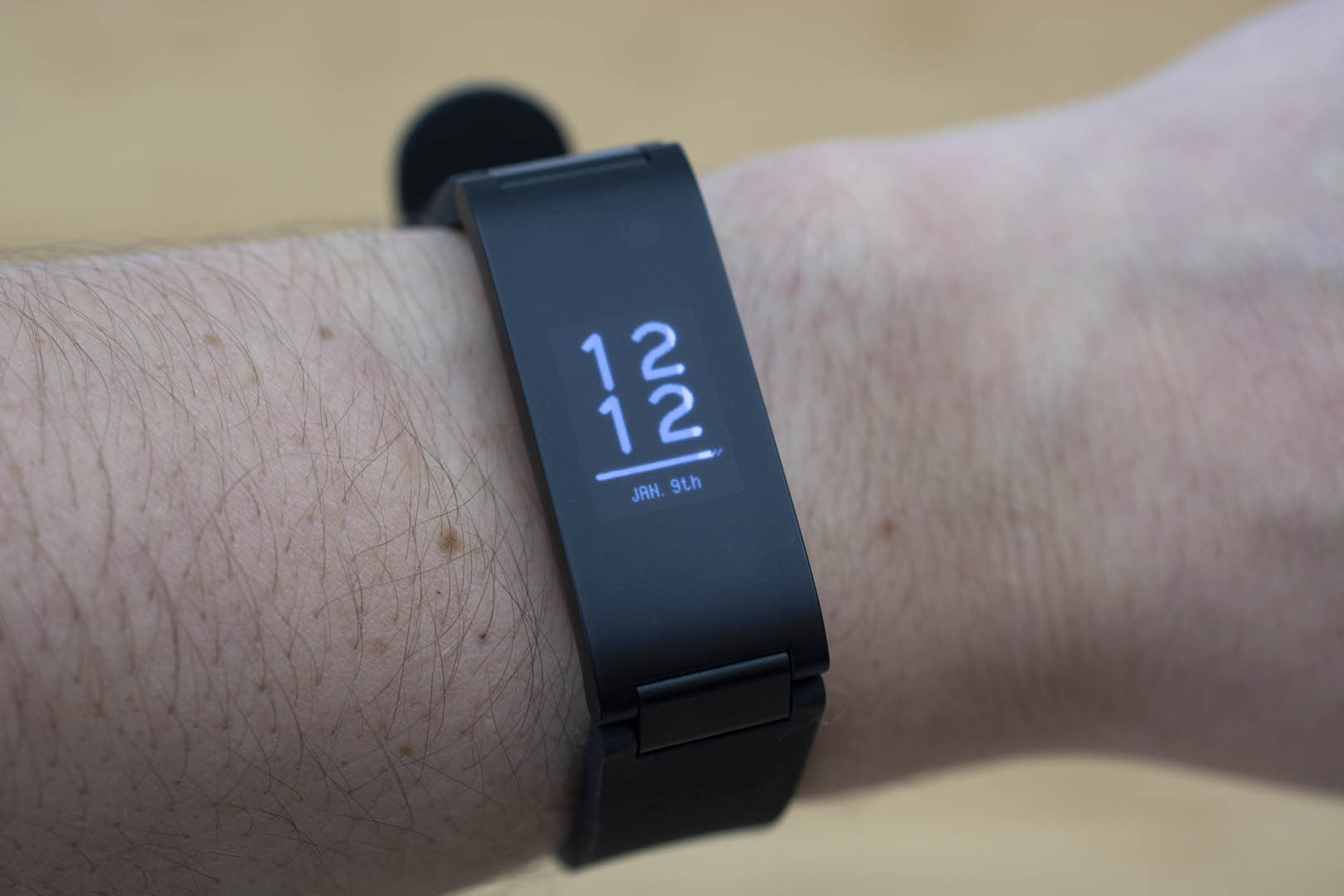 Withings Pulse Hr Review A Longer Lasting Competitor To Fitbit S