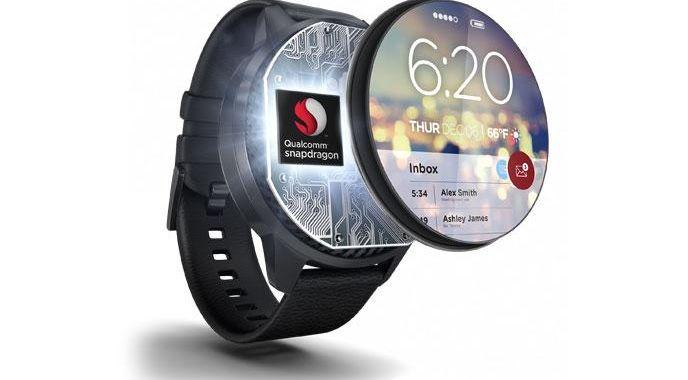 Qualcomm made a modern smartwatch chip: Meet the Snapdragon Wear 4100 thumbnail