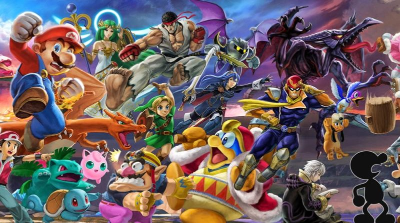 "<em>Super Smash Bros. Ultimate</em> helped propel the Nintendo Switch to a great December amid an even better 2018 in the US.""></p> <p style="