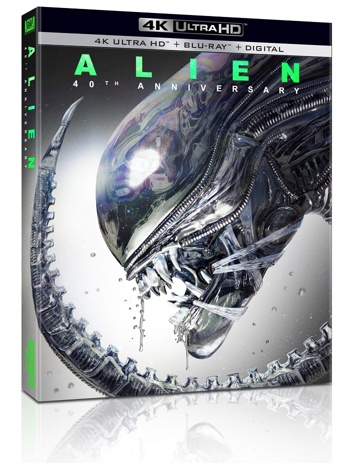 Ridley Scott's Alien will finally be released in 4K HDR for