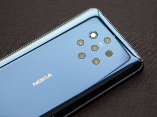 Meet the Nokia 9: Five cameras bring a different approach to phone