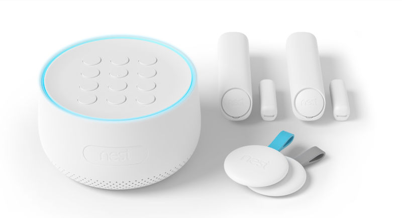 Users alarmed by undisclosed microphone in Nest Security System