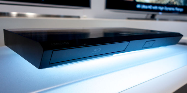 Another Blow to Blu-ray: Samsung will no Longer Make Blu-ray Players for the US