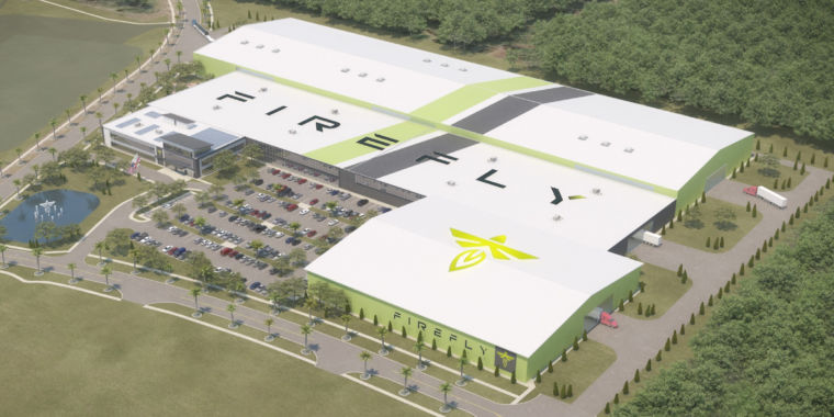 Firefly planning a major rocket assembly and launch facility in Florida