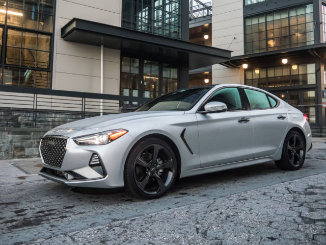 The 2019 Genesis G70—can a good car overcome brand snobbery