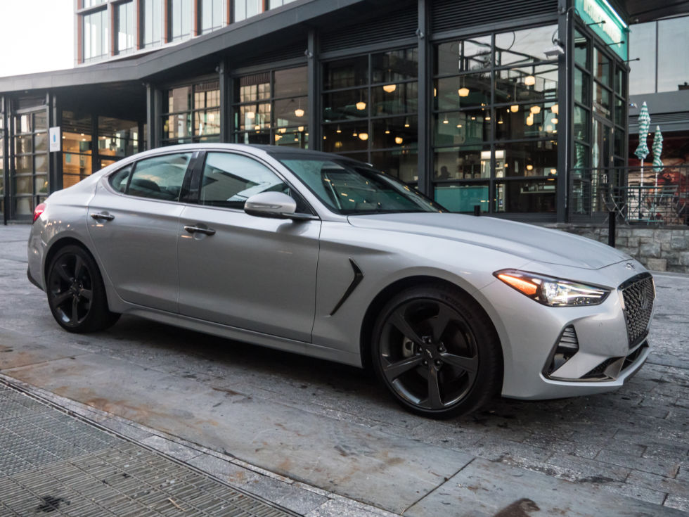 Genesis G70 24 980x735 - The 2019 Genesis G70—can a actual automobile overcome stamp snobbery?