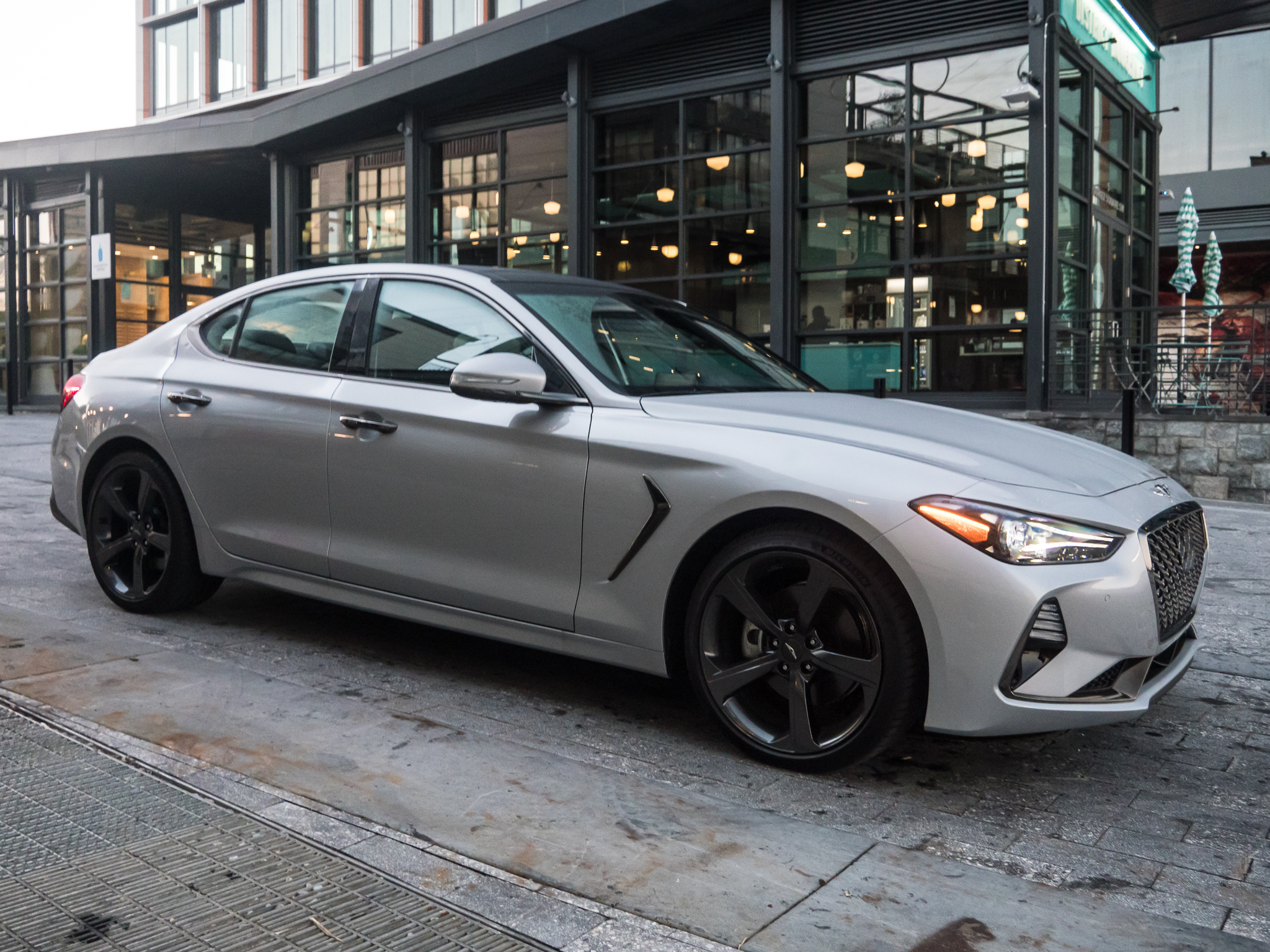 The 2019 Genesis G70 Can A Good Car Overcome Brand Snobbery Ars