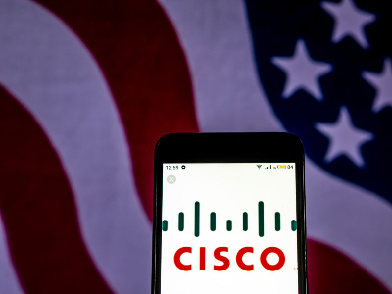Cisco, like Apple and other tech giants, now wants new federal privacy law