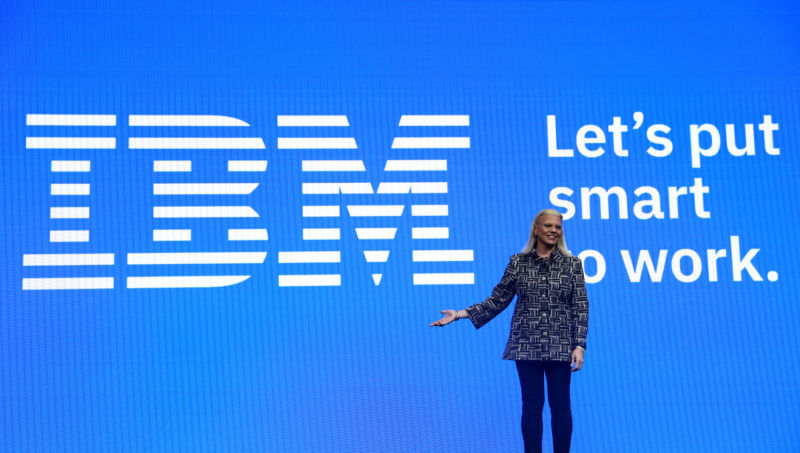 It's a safe bet that IBM CEO Ginni Rometty did not personally review the intern application form.