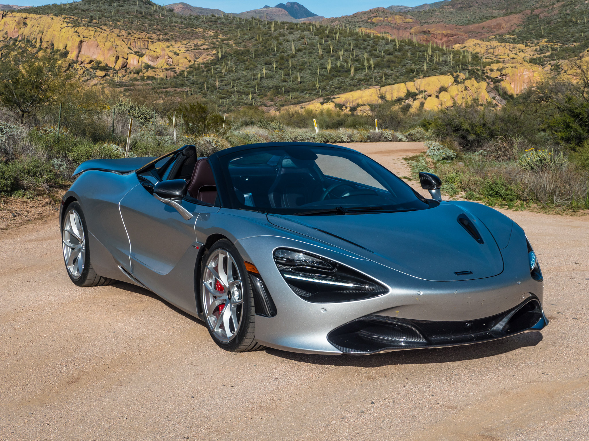 McLaren Knocks It Out Of The Park Again With The 720S
