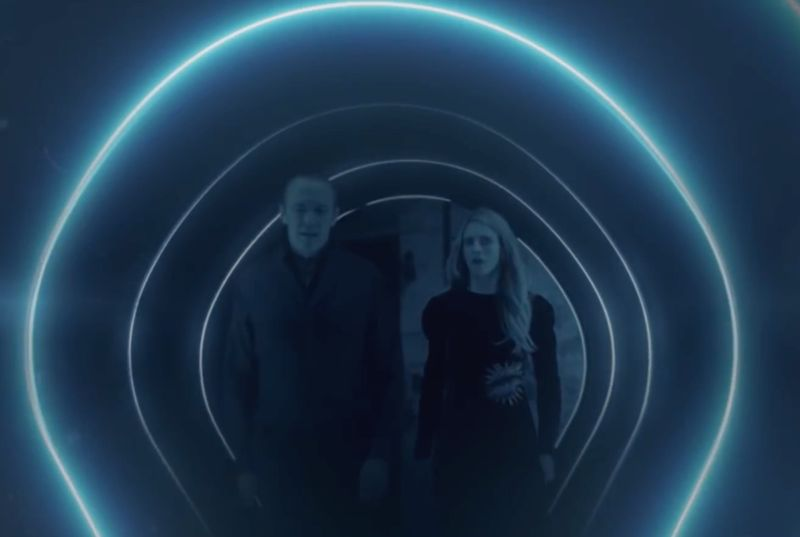 In <em>The OA</em> S2, Prairie finds herself in a mysterious hallway straight out of science fiction.