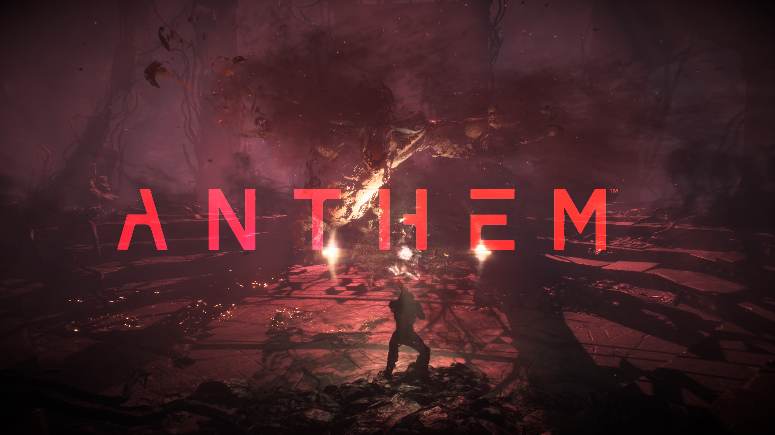 Anthem Review Bioware S Sky High Gaming Ambition Crashes Back To