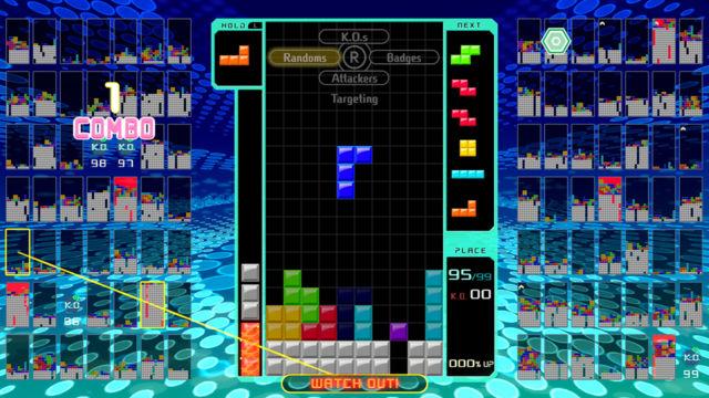 Tetris 99 isn't just a great twist on a classic—it's a