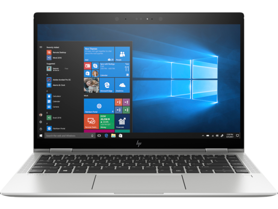 HP EliteBook x360 1040 G5 product image
