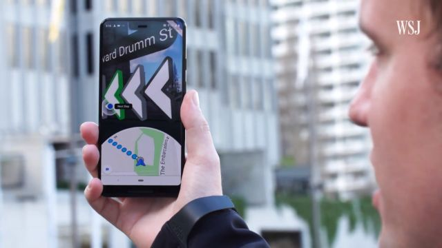 Google Maps AR Navigation comes to iPhones and Android devices | Ars