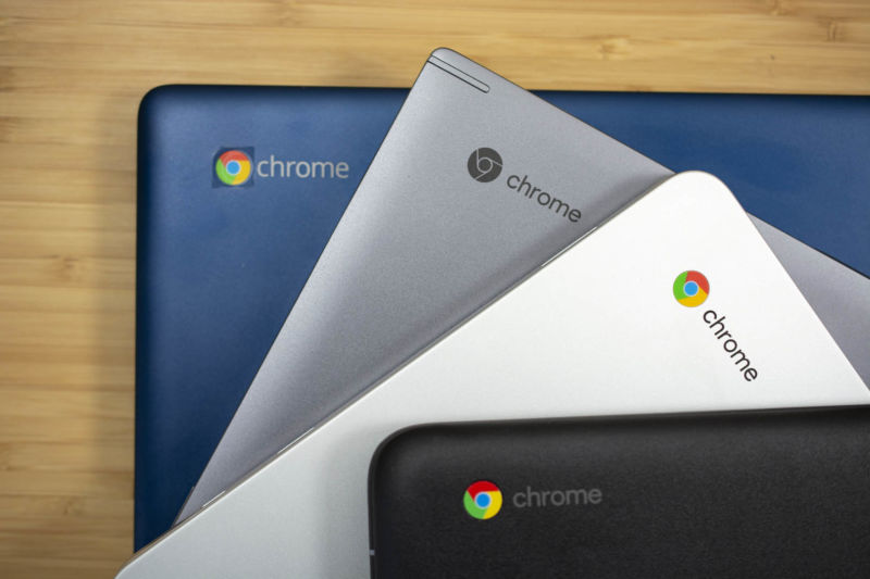 Chrome OS' Instant Tethering now works with more than 30 Android smartphones
