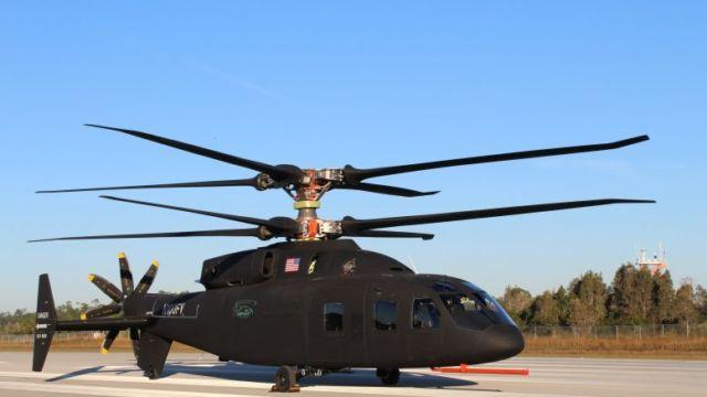 The Sikorsky-Boeing SB-1 Defiant