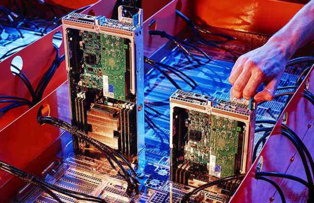 Bless the overclockers: In the data center world, liquid cooling is